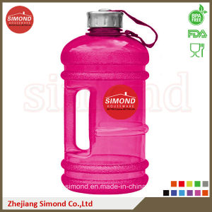 2.2L BPA Free Wholesale PETG Plastic Water Bottle with Handle pictures & photos