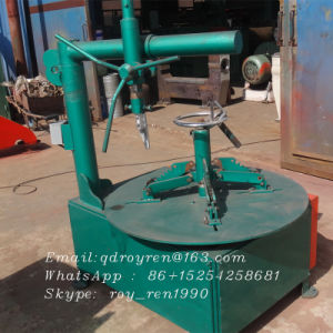 Waste Tire Ring Cutting Machine, Sidewall Cutter. pictures & photos