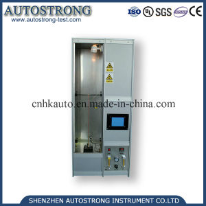 Autostrong IEC60695-11-2 Cable Vertical Flame Test /Testing Chamber pictures & photos