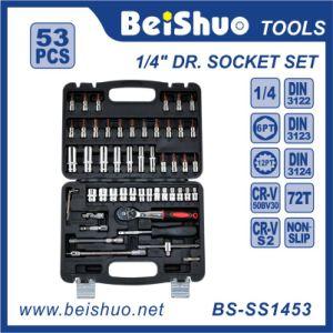 """53PCS 1/4"""" Dr Socket Set pictures & photos"""