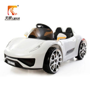 Battery Powered Kids Car with Four Light Wheels pictures & photos