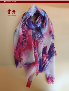 2107 Cashmere Scarves/ Knitted Wool Scarves/ Yak Wool Scarvesz pictures & photos