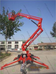 Diesel Powered Boom Lift (TBL-10) pictures & photos