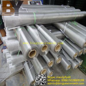 Aluminium Stainless Steel Plastic Fiberglass Mosquito Insect Window Screen pictures & photos