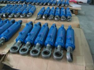 High Preformance Industrial Hydraulic Cylinders pictures & photos