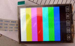 2.8 TFT LCD Display TV Multi Resistive/Capacitive Touch Screen manufacturers pictures & photos