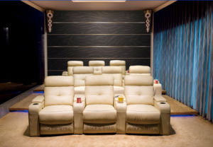 Home Theater Seating Furniture Sofa pictures & photos