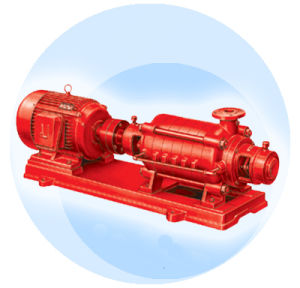 Electric Motor Fire Fighting Pump (XBD-T)