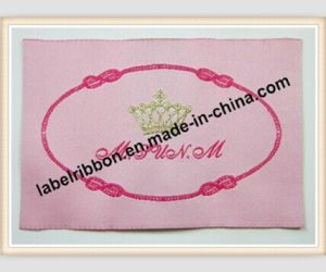 Prompt Delivery Trademark Garment Label pictures & photos
