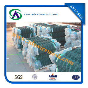 Hot Sale Chain Link Fence Made in China/ Chain Link Fence Manufacture pictures & photos
