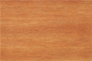 Porcelain Wooden Glazed Interior Ceramic Floor Tile (H96508)