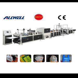 Full Automatic Non Woven Box Bag Making Machine pictures & photos