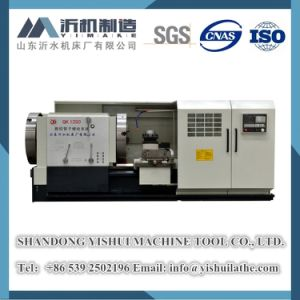 Qk1350 CNC Lathe Machine, Professional Metal Lathe for Pipe Processing