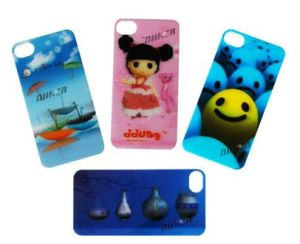 Hot Sell Custom 3D Phone Sticker pictures & photos