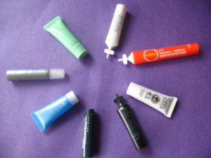 Cosmetic Small Tube with Screw Cap pictures & photos