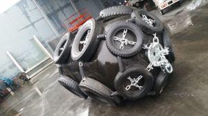 D2.0m*L3.5m Yokohama Pneumatic Rubber Fender pictures & photos