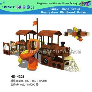 Popular Jungle Adventure Series Children Outdoor Playground (HD-4202) pictures & photos