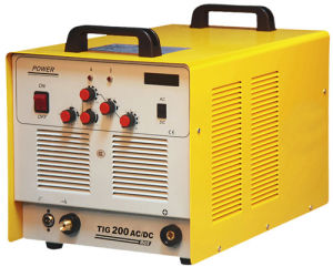 China Best Quality Inverter DC TIG Welding Machine TIG200AC/DC pictures & photos