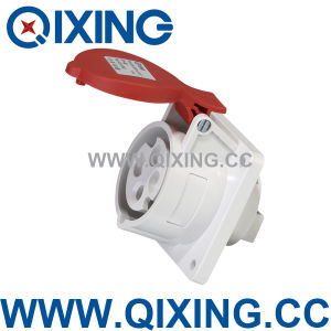 High Quality Industrial Plug Socket 220V 16A Single Phase pictures & photos