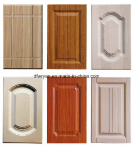 Thermofoil PVC Kitchen Cabinet Door pictures & photos