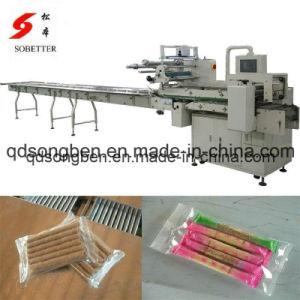 Chocolate Bar Assembly Packing/Packaging Machine (SFJ) pictures & photos