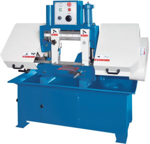 Metal Band Sawing Machine (Metal cutting Saw GH4220) pictures & photos