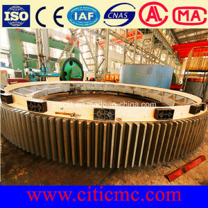 Dia 8m Large Gear for Ball Mill pictures & photos
