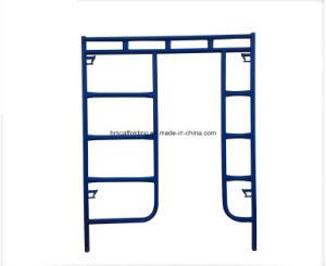 Walk Thru Mason Scaffolding Frame for Construction pictures & photos