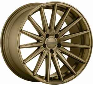 Aluminum Replica Vossen Alloy Rims Wheels for Car pictures & photos
