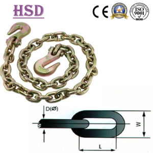 Link Chain Kinds of Type Inculding DIN764, DIN766 pictures & photos