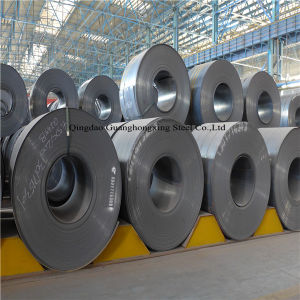 Q195, Q235, JIS Ss400, BS S235jr Hot Rolled Steel Coil