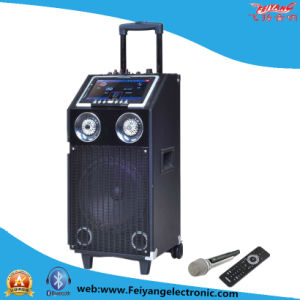 Stage Speaker with CD Player and 9 Inch Screen F36 pictures & photos