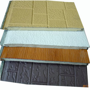 Divin Wall Panel for Outside Siding (16/60mm, polyurethane foam) pictures & photos