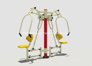 New Design Pushing Machine Outdoor Gym Equipment pictures & photos