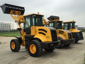 OEM Yanmar, Perkins, Changchai, Luoyang Engine Wheel Loader pictures & photos