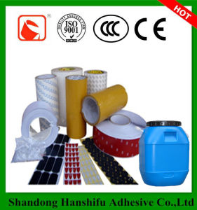Superior Quality Label Pressure Sensitive Adhesive pictures & photos