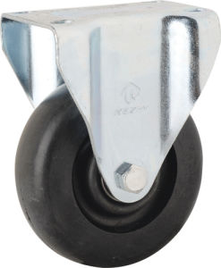 High Temperature Fixed Wheel Caster (KMX1-M15) pictures & photos