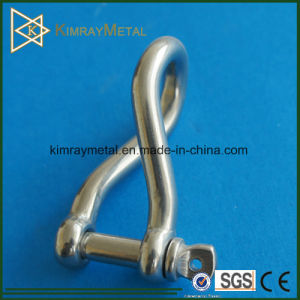 304 / 316 Stainless Steel Twist Shackle pictures & photos