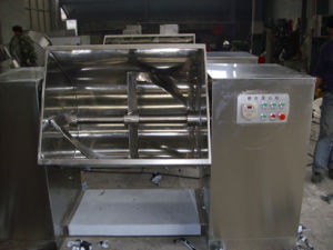150/200/300L Laboratory Groove Type Powder Mixer pictures & photos