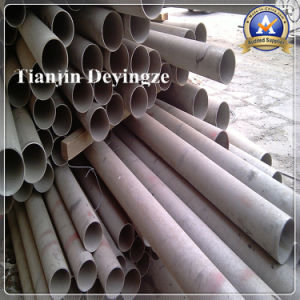 304 304L Stainless Steel Seamless Round Pipe pictures & photos