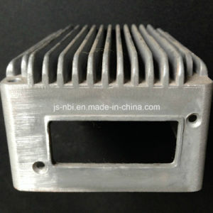 Aluminum Heatsinks with Die Casting Process for Heating System pictures & photos