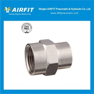 Staight Brass Fittings (ISS 3010)
