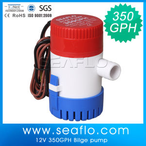 Battery Operated Water Pump Seaflo 350gph Best Submersible Pumps pictures & photos