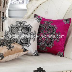 Not Inverted Cashmere Bronzing Cushion Lumbar Pillow