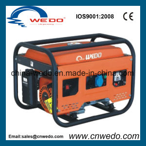 Wd2690 4-Stroke Electric Gasoline Generator Genset pictures & photos