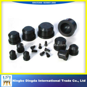 High Hardness Customized Rubber Parts pictures & photos