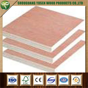 Poplar Core Commercial Plywood From China pictures & photos