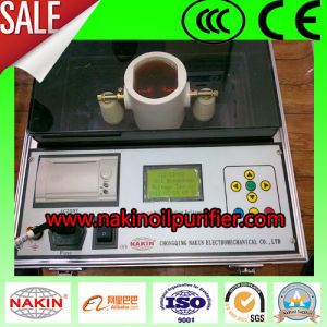 Series Iij-II-80kv, 100kv Insulating Oil Tester, Oil Testing Equipment pictures & photos