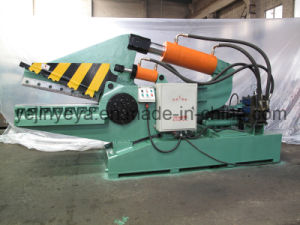 Q08-250 Crocodile Hydraulic Metal Shear (integration design) pictures & photos