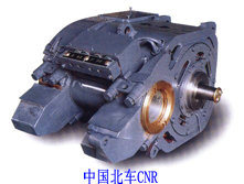 DC Traction Motor (ZD110)